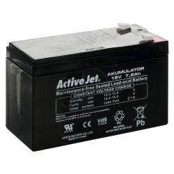 ACP-AK7 ActiveJet Akumulator UPS 12V 7Ah typ:CSB...