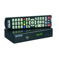 Tuner TV Wiwa HD 90 MC (DVB-T)...