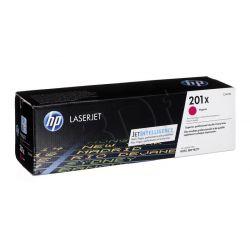 HP Toner Czerwony HP201X=CF403X, 2300 str....