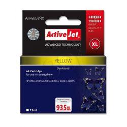 ActiveJet AH-935YRX tusz żółty do drukarki HP (zamiennik HP 935XL C2P26AE) Premium...