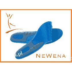 Żelowe ortopedyczne wkładki do butów Obuwie