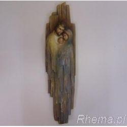 Płaskorzeźba R07-60 Św.Rodzina - 40938