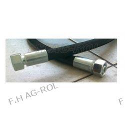 PRZEWÓD HYDRAULICZNY DN13, AA-1900mm, 2 X NAKRĘTKA-GWINT M22x1.5 / 160 BAR Lampy tylne