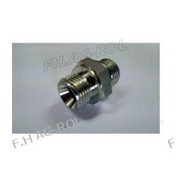 Złączka hydrauliczna nypel, gwinty:1/2 na 1/2 (BSP) Lampy tylne