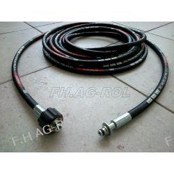 Wąż przewód do myjki KARCHER 10 metrów,250 BAR, TEMP: DO 155°,wtyk 10mm+NAKRĘTKA M22 x 1,5