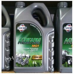 Olej FUCHS Agrifarm MOT 10W40, 5 litrów Lampy tylne