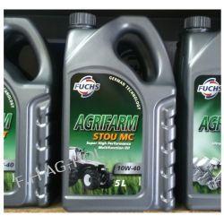 Olej FUCHS Agrifarm Stou MC 10W40 , 5 litrów Części do maszyn rolniczych