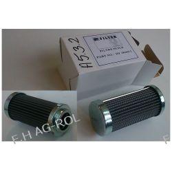 Filtr hydrauliczny, SF-FILTER nr: HY 18265/1, odpowiednik Massey Ferguson nr: 3792287M1 Części do maszyn rolniczych