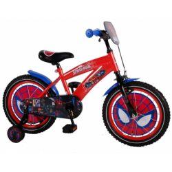 "E&L Rower Rowerek 16"" Spiderman"