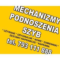 ORYGINALNY PODNOŚNIK SZYBY PEUGEOT 207 CC LEWY