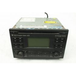 VW POLO SHARAN T5 PASSAT RADIO CD NAVIGATION GPS