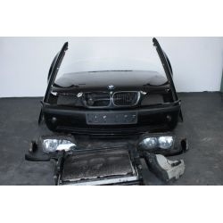 BMW E46 LIFT MASKA ZDERZAK BŁOTNIKI WZMOCNIENIE FL