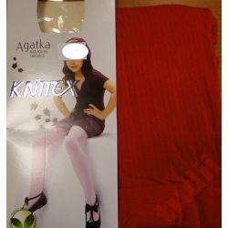 Knittex Agatka A2931 rajstopy dziewczęce 140-146