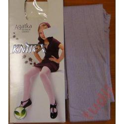 Knittex Agatka R388 rajstopy dziewczęce 92 - 98
