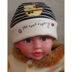 Jamiks Edwardo G1650 czapka chłopięca 40 cm