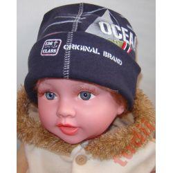 Jamiks Aurelio G1663 czapka chłopięca 42 cm
