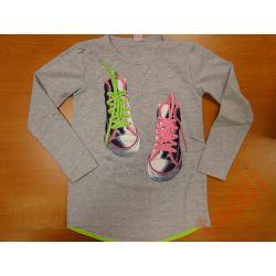 CarmenG4655  bluzka, koszulka dziewczęca 128 cm