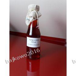 Syrop z wiśni 330 ml Rękodzieło