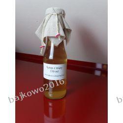 Syrop z mięty 330 ml Rękodzieło
