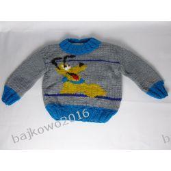 Sweterek PLUTO Rękodzieło