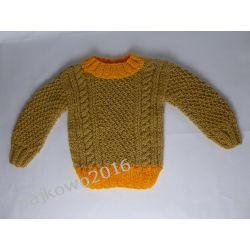 Sweterek Rękodzieło