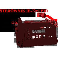 Sterownik kotła pieca CO IE72v1 PID Pompa Dmuchawa