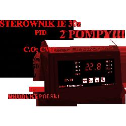Sterownik kotła pieca IE30z PID pompy: CO CWU HIT!