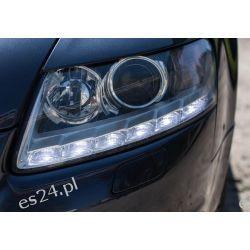 AUDI A6 C6 S6 RS6 4F LED naprawa dziennych LED