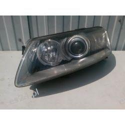Audi A6 C6 oryginalna lampa przód bi-xenon