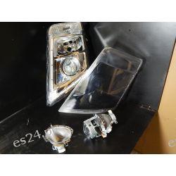 Volvo FH FM - regeneracja lamp xenon TIR Usługi