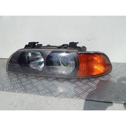 BMW 5 E39 LEWA LAMPA XENON PRZÓD Lampy przednie