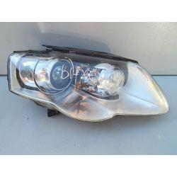 VW PASSAT B6 PRAWA LAMPA BI-XENON PRZÓD Lampy przednie