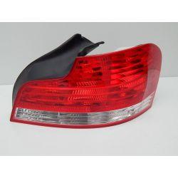 BMW 1 CABRIO COUPE E87 PRAWA LAMPA TYŁ Lampy przednie