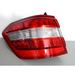 MERCEDES E-KLASA W212 KOMBI LEWA LAMPA TYL LED Lampy przednie