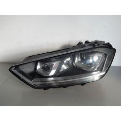VW SPORTSVAN LEWA LAMPA BI-XENON PRZÓD Lampy przednie