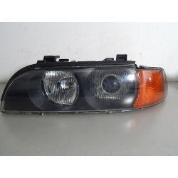 BMW E39 LEWA LAMPA PRZÓD SOCZEWKOWA Lampy przednie