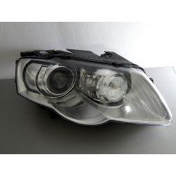VW PASSAT B6 LIFT PRAWA LAMPA BI-XENON PRZÓD