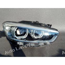 BMW 1 F20 LIFT LCI FULL LED PRAWA LAMPA PRZÓD Motoryzacja