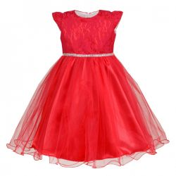 Sukienka Aradia czerwona firmy AL-DA