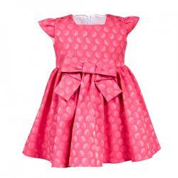 Sukienka Evita koralowa firmy AL-DA