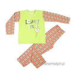 Piżama dziewczęca 037D