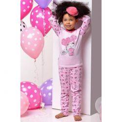 Piżama dla dziewczynki 037D