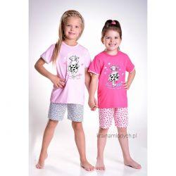 Piżama dziewczęca Wika