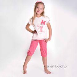 Piżama dziewczęca Tola
