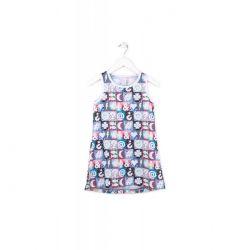 Sportowa sukienka LOSAN 714-7001AB