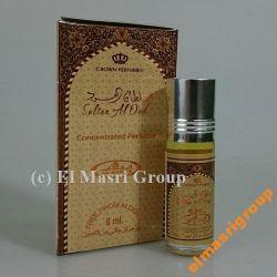 Al-Rehab Sultan Al Oud  Arabskie Perfumy 6ml Attar