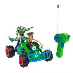 Samochód Disney Pixar Toy Story Buzz Szeryf Chudy