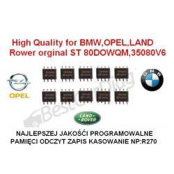 EEPROM,M35080 ,080D0WQ ,ST35080 M35080V6  BMW OPEL Narzędzia i sprzęt warsztatowy