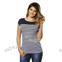 425 BABELL bluzka JULITA koszulka kr.rękaw S