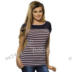 982 BABELL bluzka JULITA koszulka kr.rękaw XL